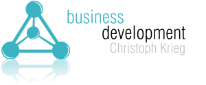 business development Christoph Krieg