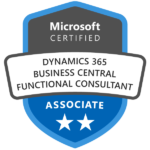 Dynamics 365 Business Central Function Consultant