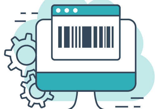365 business Barcode